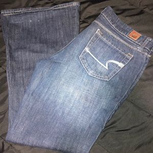 American Eagle Jeans-NWOT. Never been worn!